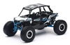 Polaris RZR XP 4 Turbo EPS Rock Crawler ATV in White Lightning 1:18 by New Ray Diecast Item Number: NR57976A