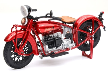 Indian 1930 Chief Motorcycle (1:12)