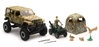 Jeep Wrangler Duck Hunting Playset