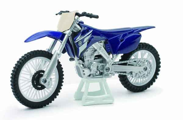 Yamaha YZ 450F in Blue (1:18)