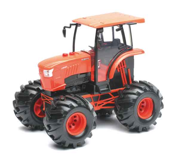 Kubota Monster Tractor, NewRay Item Number NRSS-33153
