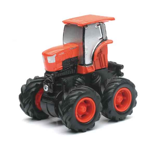 Kubota L6060 Mini Monster Tractor, NewRay Item Number NRSS-34147
