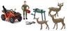 4Wheeler Deer Hunting Playset 1:18 by New Ray Diecast Item Number: NRSS-76236-B