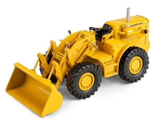 966A Traxcavator (1:50), Norscot Diecast Construction Equipment Item Number CAT55232