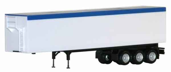 3-Axle Wood Chip Trailer 1:87 by Promotex Item Number: PRX005435