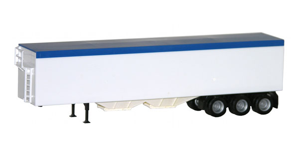 3-Axle Grain Trailer 1:87 by Promotex Item Number: PRX005446