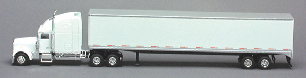 Freightliner Classic XL Tractor Trailer (1:64), SPEC-CAST Item Number 36610