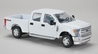 2017 Ford F-350 Pickup Truck in White 1:64 by SPEC-CAST Item Number: 52603