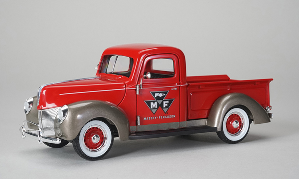 Massey-Ferguson - 1940 Ford Pickup Truck (1:25), SPEC-CAST, Item Number 64130