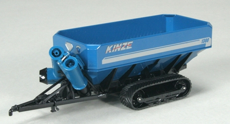 Kinze 1300 Tracked Grain Cart 1:64 by SPEC-CAST Item Number: GPR-1316