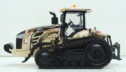 Challenger MT865E Tracked Tractor with Desert Sand Color Scheme 1:64 by SPEC-CAST Item Number: SCT-654
