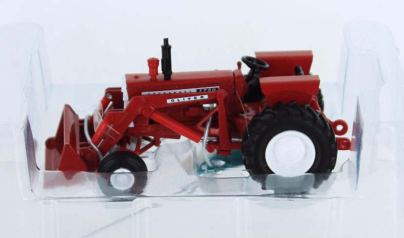 Cockshutt 1750 Tractor with Loader 1:64 by SPEC-CAST Item Number: SCT-695