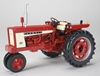 International 504 Narrow-Front Tractor with 4-Row Cultivator 1:16 by SPEC-CAST Item Number: ZJD-1812