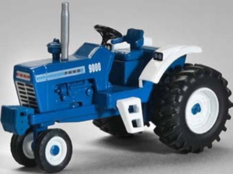 Ford 9000 Narrow-Front Tractor 1:64 by SPEC-CAST Item Number: ZJD-1833