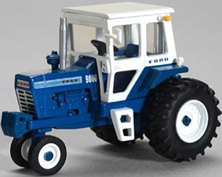Ford 9000 Narrow-Front with Cab 1:64 by SPEC-CAST Item Number: ZJD-1834