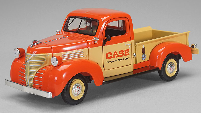 Case - 1941 Plymouth Pickup Truck (1:24)