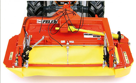 Fella SM 310 Mower / Conditioner 1:32 by Universal Hobbies Item Number: UHB2583