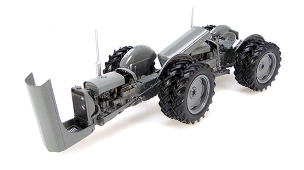 Ferguson Dual Drive TED 40 Tractor Limited Edition (1:16), Universal Hobbies Item Number UHB2700