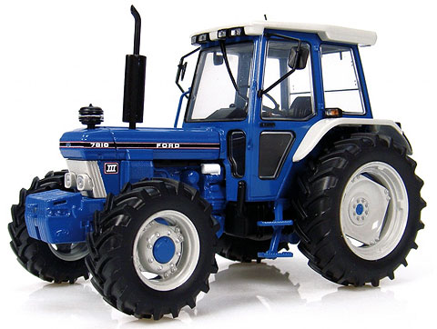 Ford Jubilee 7810 Tractor (1:32), Universal Hobbies, Item Number UHB2865