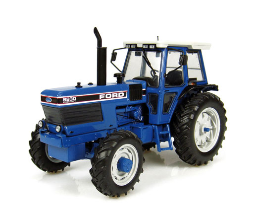 Ford 8830 Power Shift Tractor (1:32), Universal Hobbies Item Number UHB4030