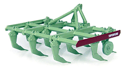 Bomford Superflow Cultivator (1:32), Universal Hobbies Item Number UHB4105