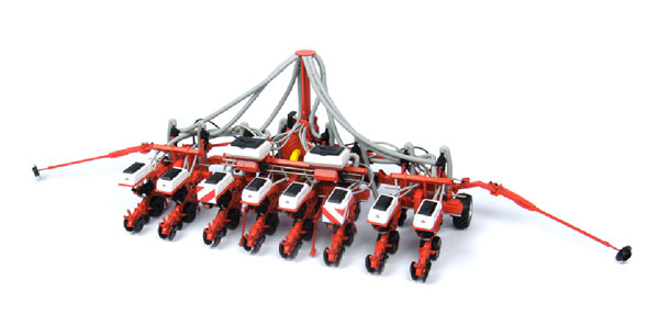 Kuhn Maxima 2 RX 8-Row Planter (1:32), Universal Hobbies Item Number UHB4127