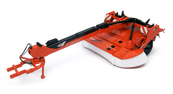 Kuhn FC 3160 TCD Trailed Mower (1:32), Universal Hobbies Item Number UHB4198