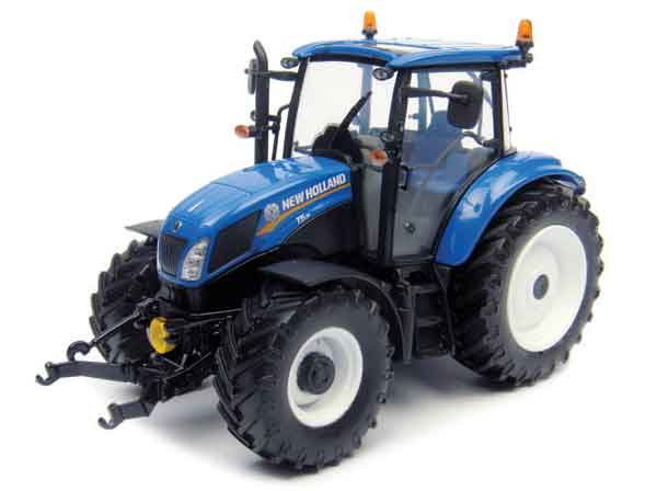 New Holland T5.115 Tractor (1:32), Universal Hobbies Item Number UHB4229