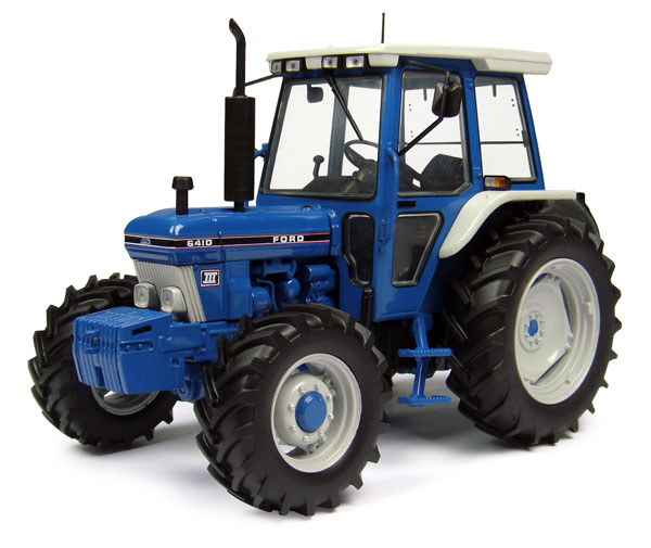 Ford 6410 4WD Generation III Tractor (1:32), Universal Hobbies, Item Number UHB4248