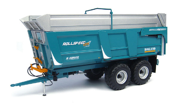 Rolland Rollspeed 6835 Tipping Trailer (1:32), Universal Hobbies Item Number UHB4866