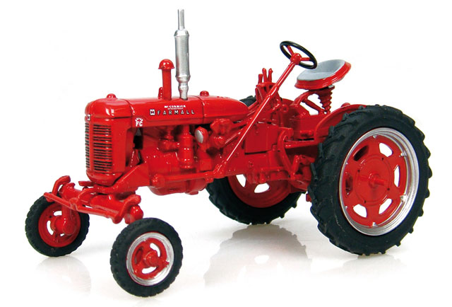 International Harvester McCormick Farmall Super FC Tractor (1:43), Universal Hobbies Item Number UHB6082