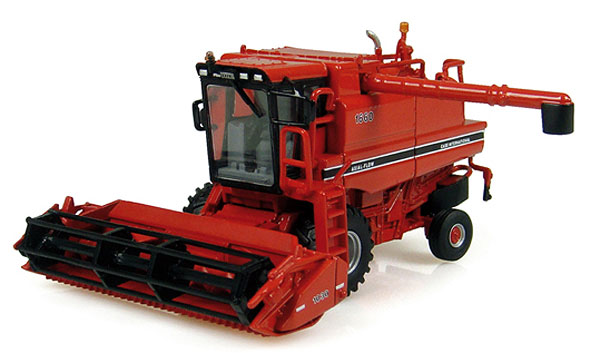Case IH Axial Flow Combine 1:87 by Universal Hobbies Item Number: UHB6103