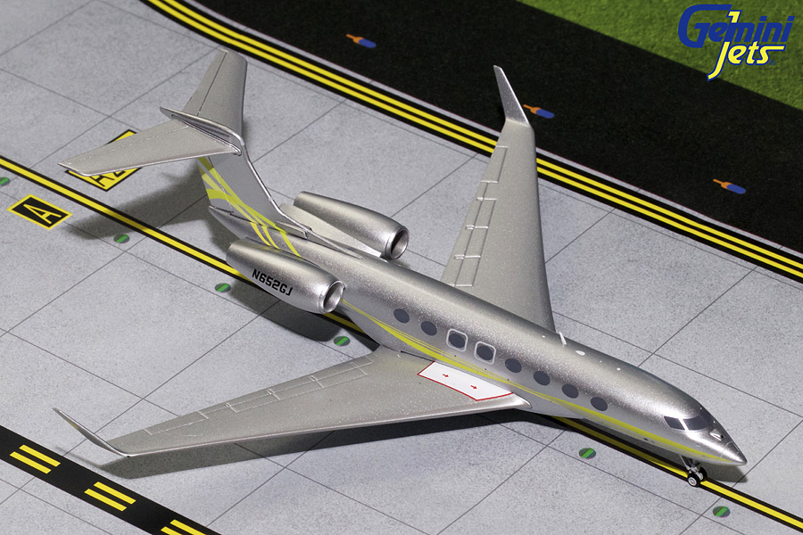 Gulfstream G650 N652GJ (1:200) - Preorder item, order now for future delivery