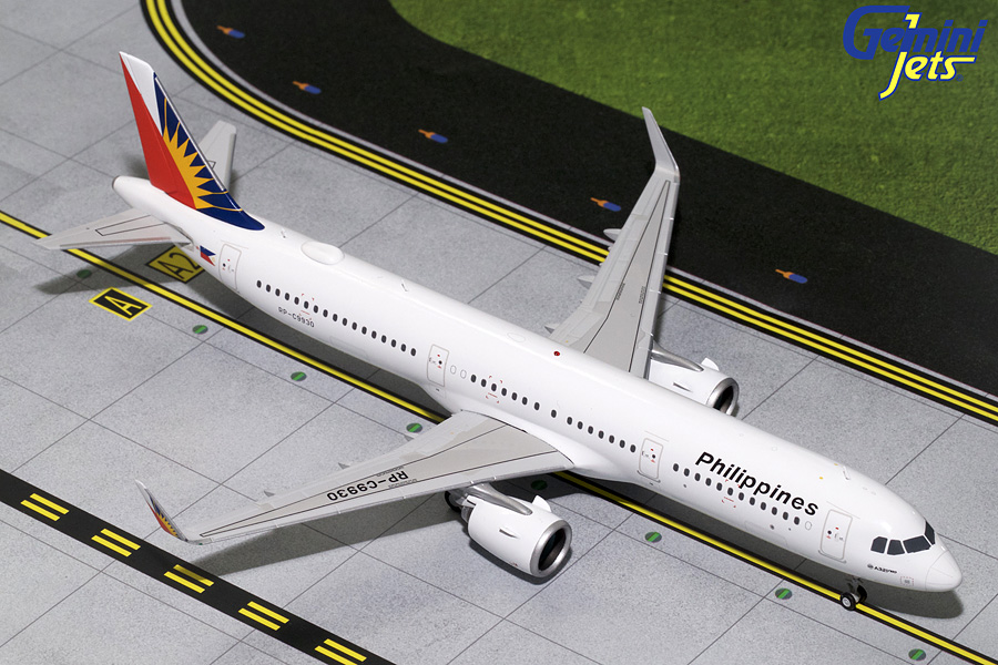 Philippines A321neo RP-C9930 (1:200) - Preorder item, order now for future delivery