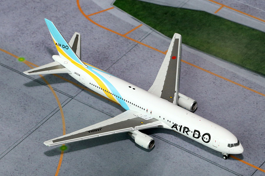 Air Do 767-300 JA601A (1:400), GeminiJets 400 Diecast Airliners Item Number GJADO1370