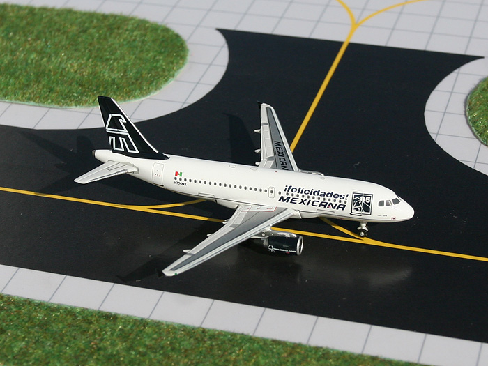 "Mexicana Airbus 319 ""85th Anniversary"" (1:400)"