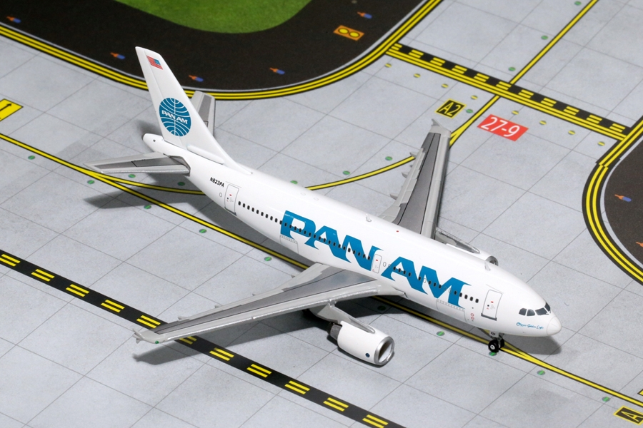 Pan Am A310-300 N823PA (1:400), GeminiJets 400 Diecast Airliners Item Number GJPAA1306