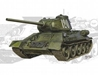 T-34/85 1944/1945 #174 1:35 by AFV Plastic Model Kits item number: AFV35145