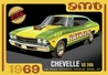'69 Chevy Chevelle Hardtop :24 by AMT Plastic Model Kits <p> Item Number: AMT1138