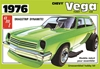 '76 Chevy Vega Funny Car 1:25 by AMT Plastic Model Kits <p> Item Number: AMT1156