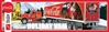 Fruehauf Holiday Semi-CocaCola 1:25 by AMT Plastic Model Kits <p> Item Number: AMT1165
