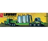 880 Lowboy Trailer w/load 1:25 by AMT Plastic Model Kits <p> Item Number: AMT7591
