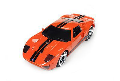 10  Ford Gt Speed Kit 1:20, AMT Plastic Model Kits Item Number AMTF103