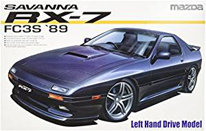 #71 Mazda Savanna RX-7 1:24, Aoshima Model Kits, AOS38208
