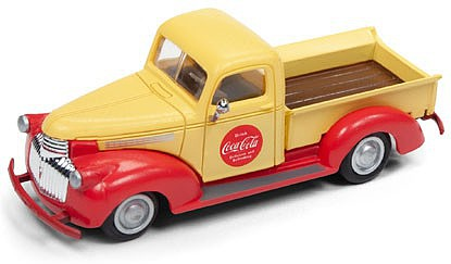 Ho '41-'46 Chevy Pu(Cocacola)