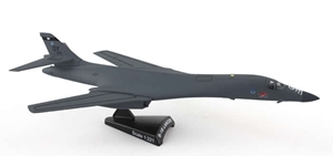 "B-1B Lancer ""Boss Hawg"" USAf (1:221) by Postage Stamp Diecast Planes item number: MP5404-2"