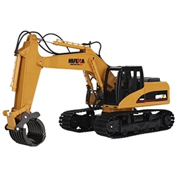 Diecast Grappler Excavator1:50 by IMEX Item Number: IMX14502
