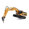 Diecast Drill Excavator 1:50 by IMEX Item Number: IMX14507