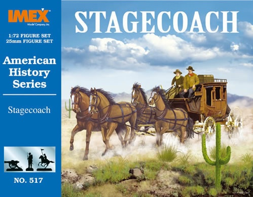 Stagecoach 1:72, IMEX Item Number IMX517