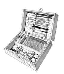 Dissecting & Slide Prep Kit, Perfect Parts Item Number PER816